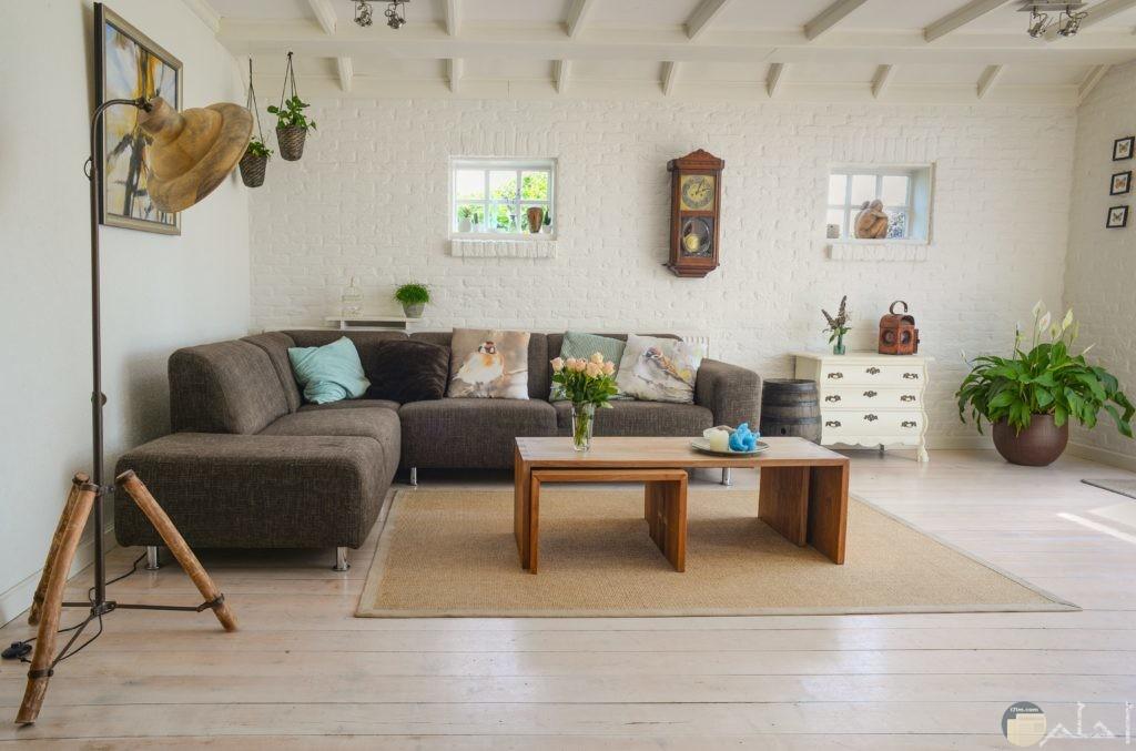 ديكور مميز لغرفة المعيشة