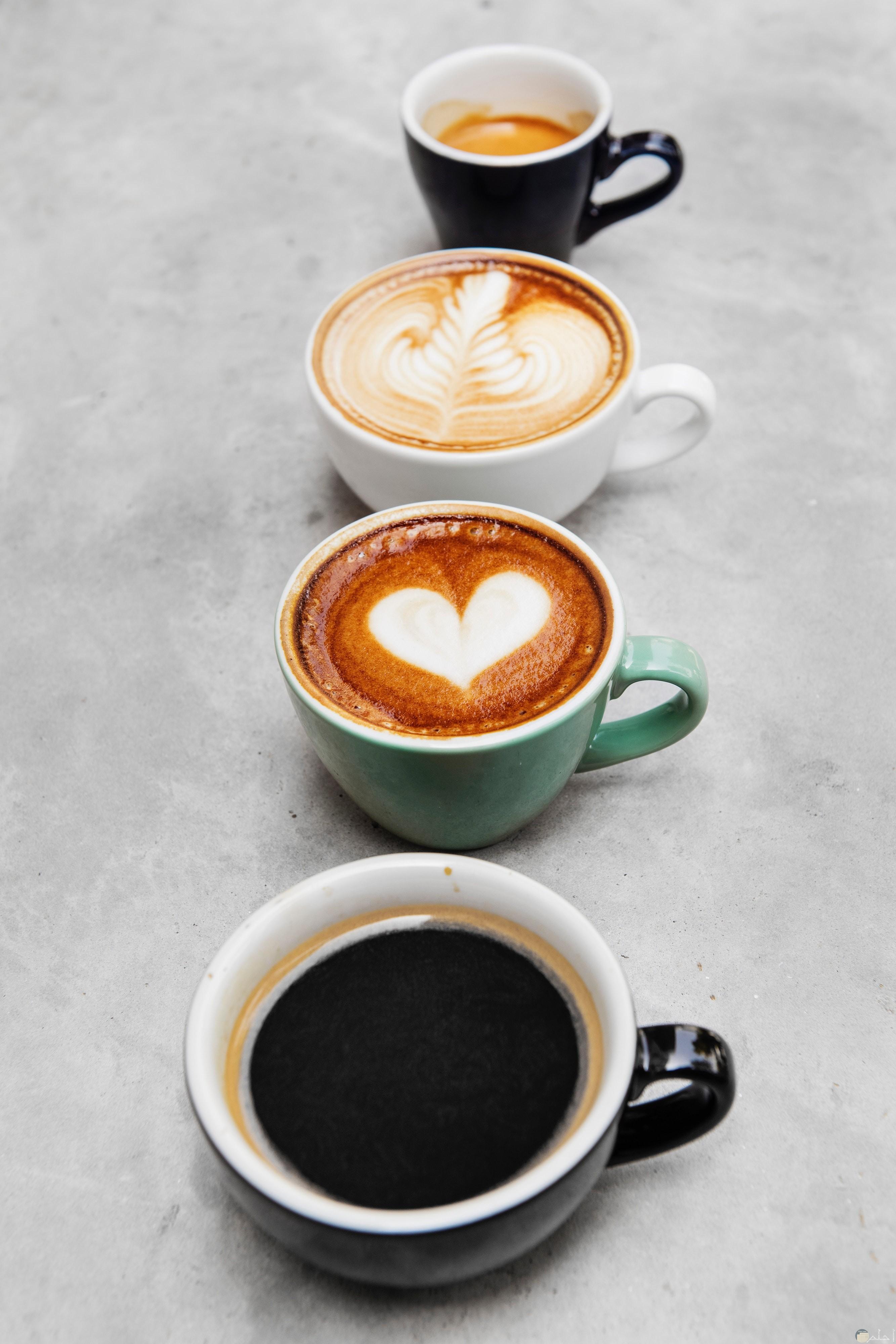 القهوة اجمل ترحيب للأصدقاء