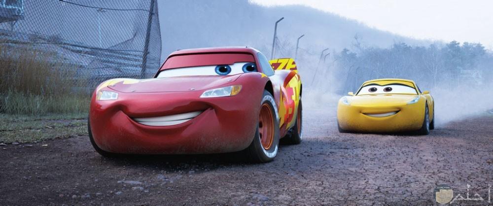 سيارات كرتون
