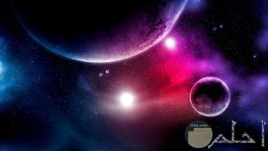 صور السماء والكواكب والنجوم