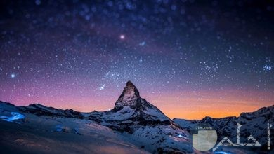 صور السماء الصافية HD