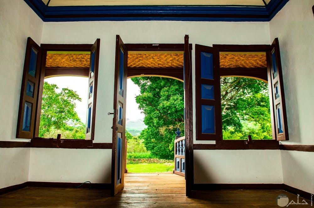 صور هادئة لجمال المنزل