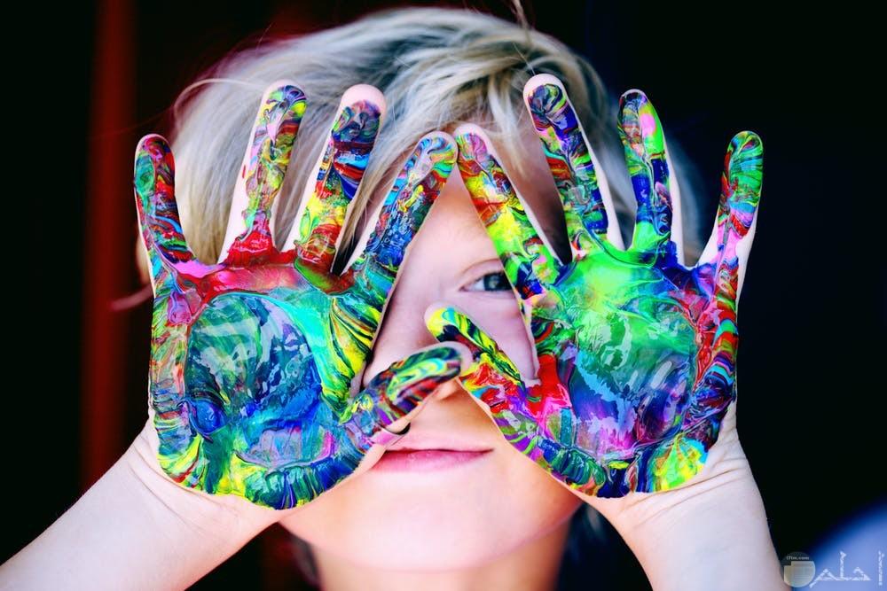 عيد الألوان وفرحة الأطفال