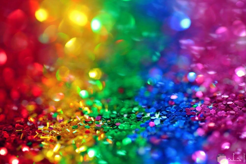 صور ألوان مبهجة للخرز