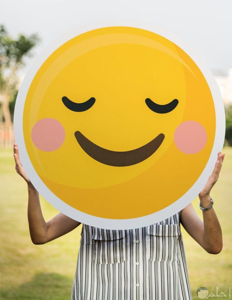 صور رمزية ايموشن مضحك تعبر عن السعادة