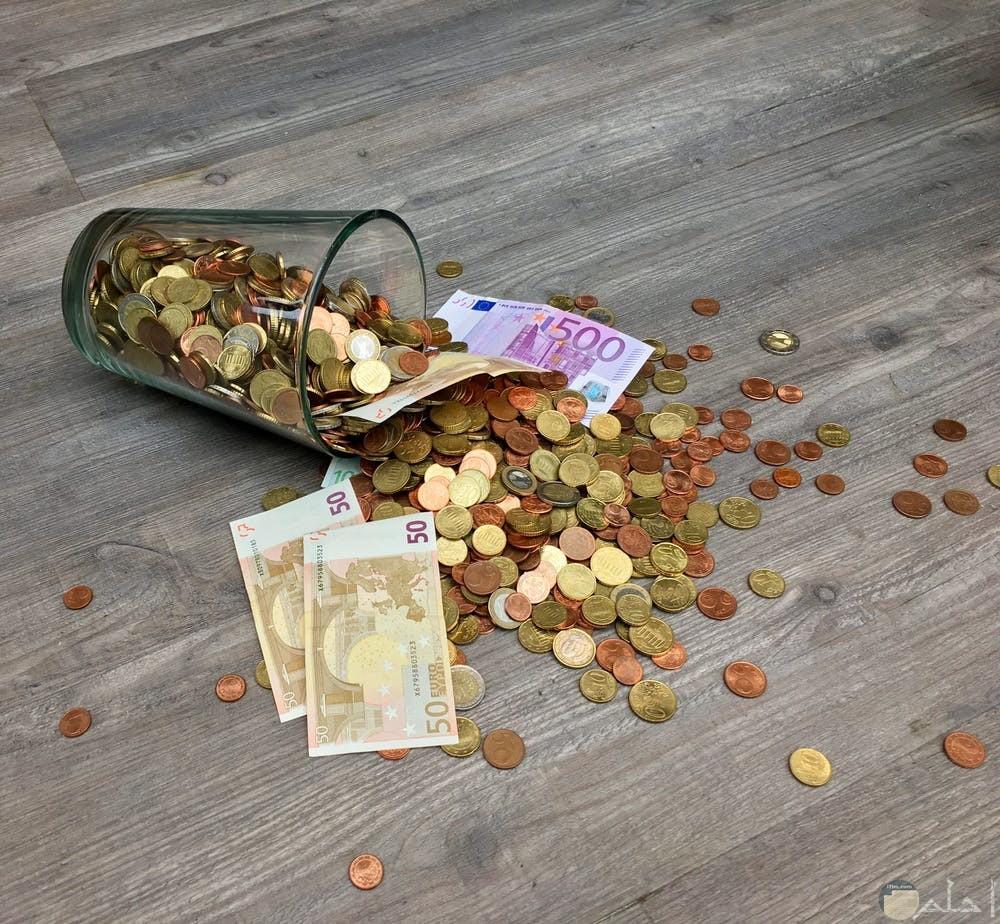 صور نقود مختلفه