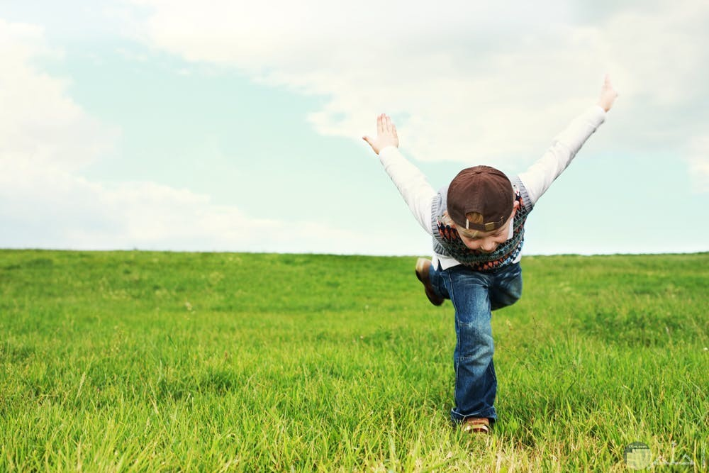 حرية الطفل وجمال البراءة