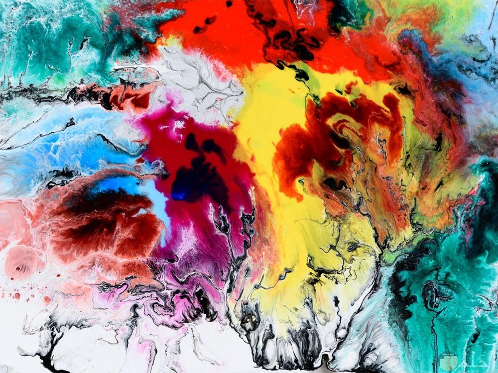 صور مميزة لتجميع الألوان وتنسيقها