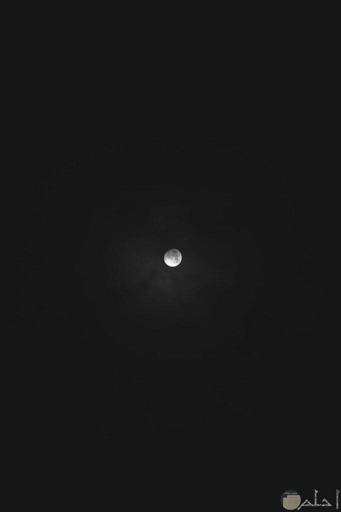 جمال القمر