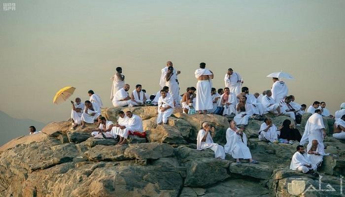 صورة جبل عرفة