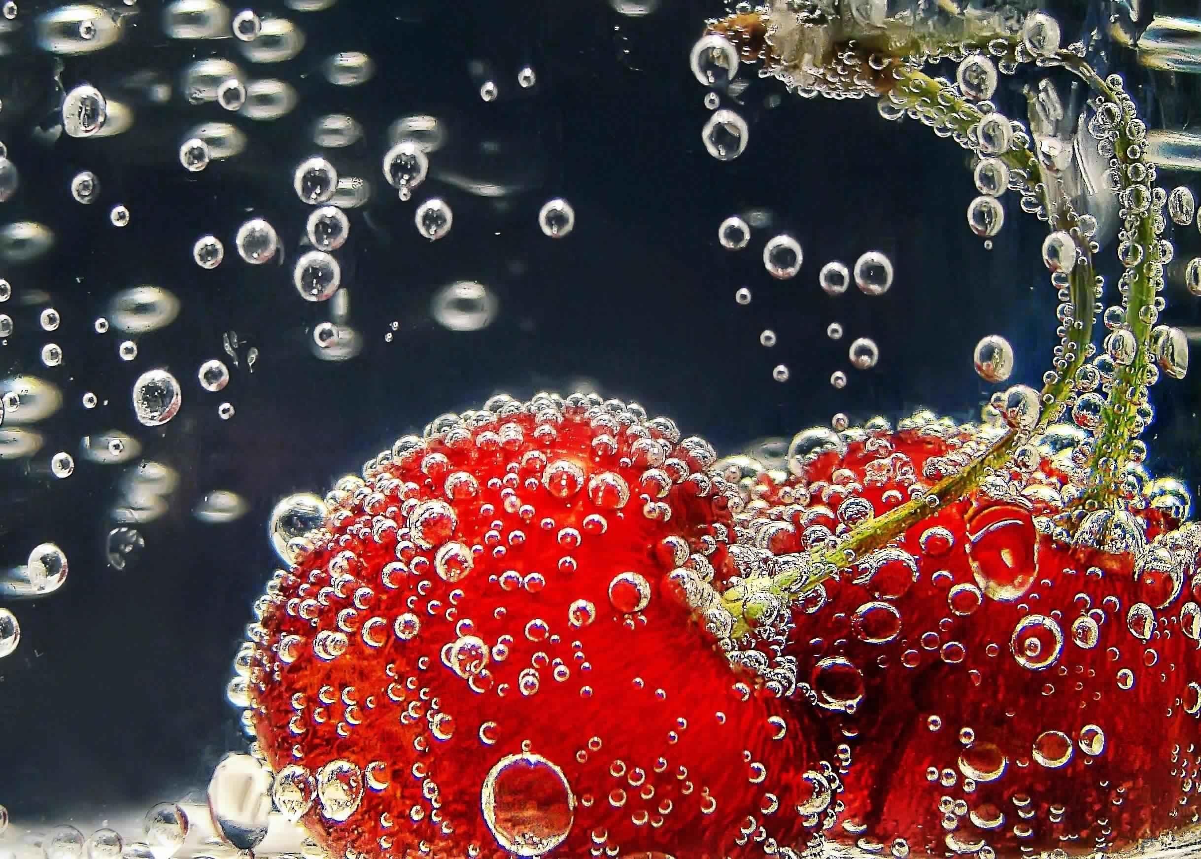 خلفية تفاح احمر جميل