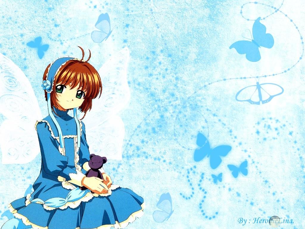 صورة كرتونية لبنت حزينة ترتدى فستان ازرق اللون وتجلس وحيدة