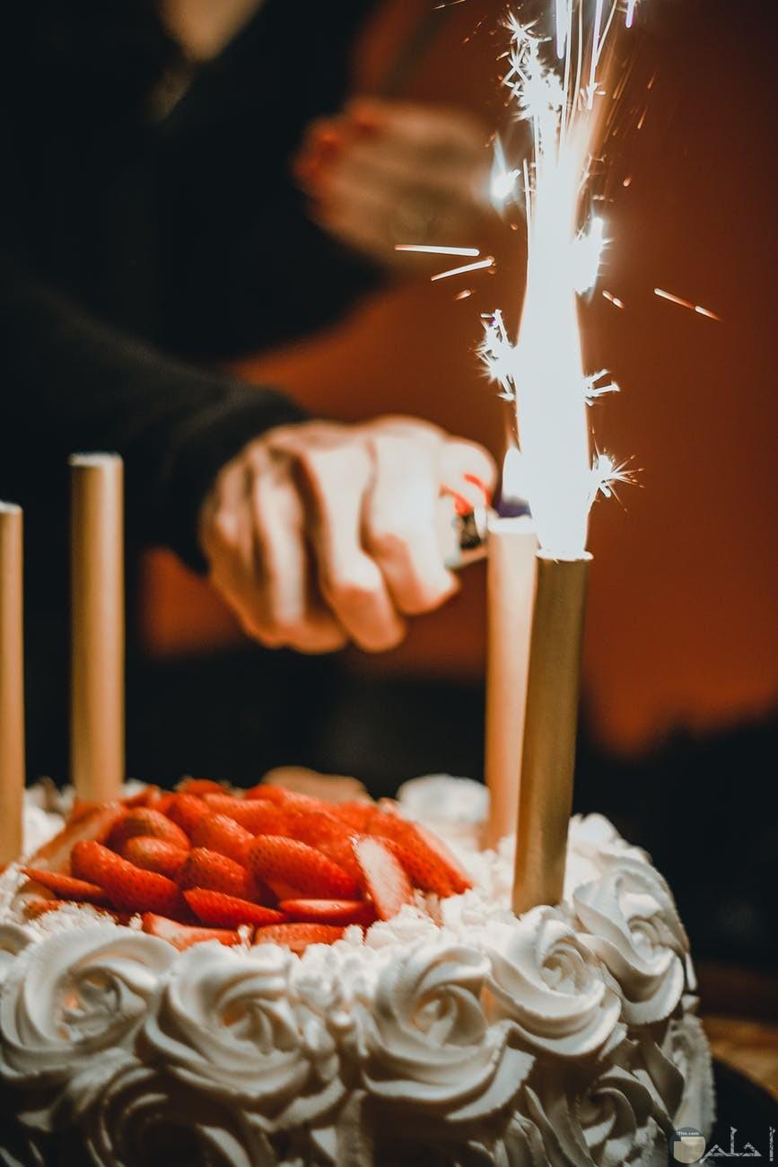 رمزيات اعياد الميلاد والتورت الرائعة