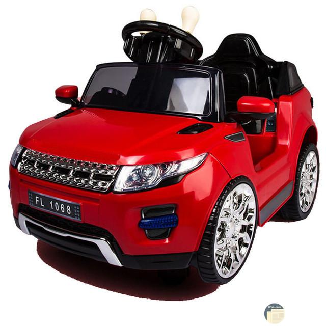 سيارة اولاد حمراء جميلة