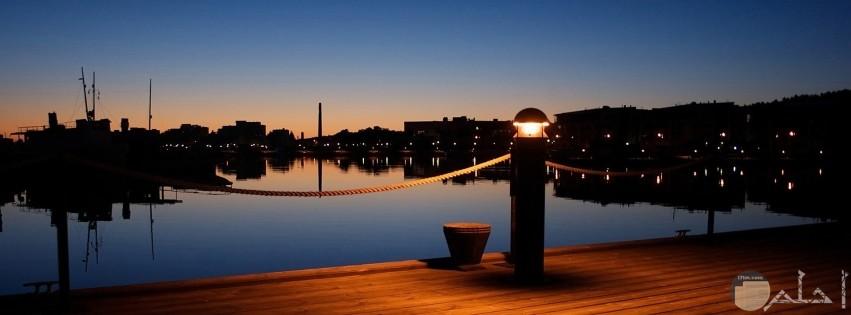 صور طبيعة للغلاف من جمال الليل