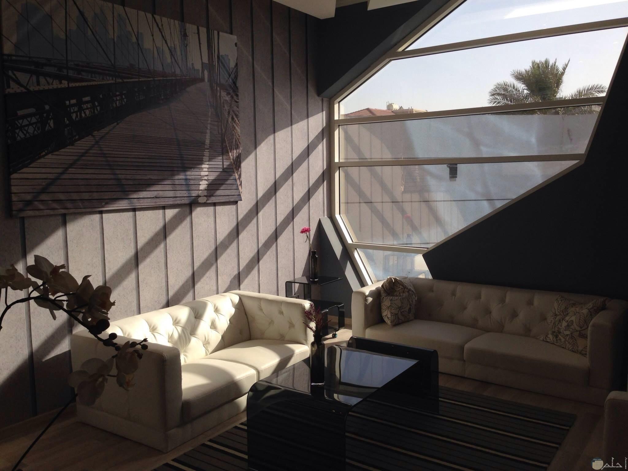 صورة جميلة لديكور لغرفة المعيشة ساحرة