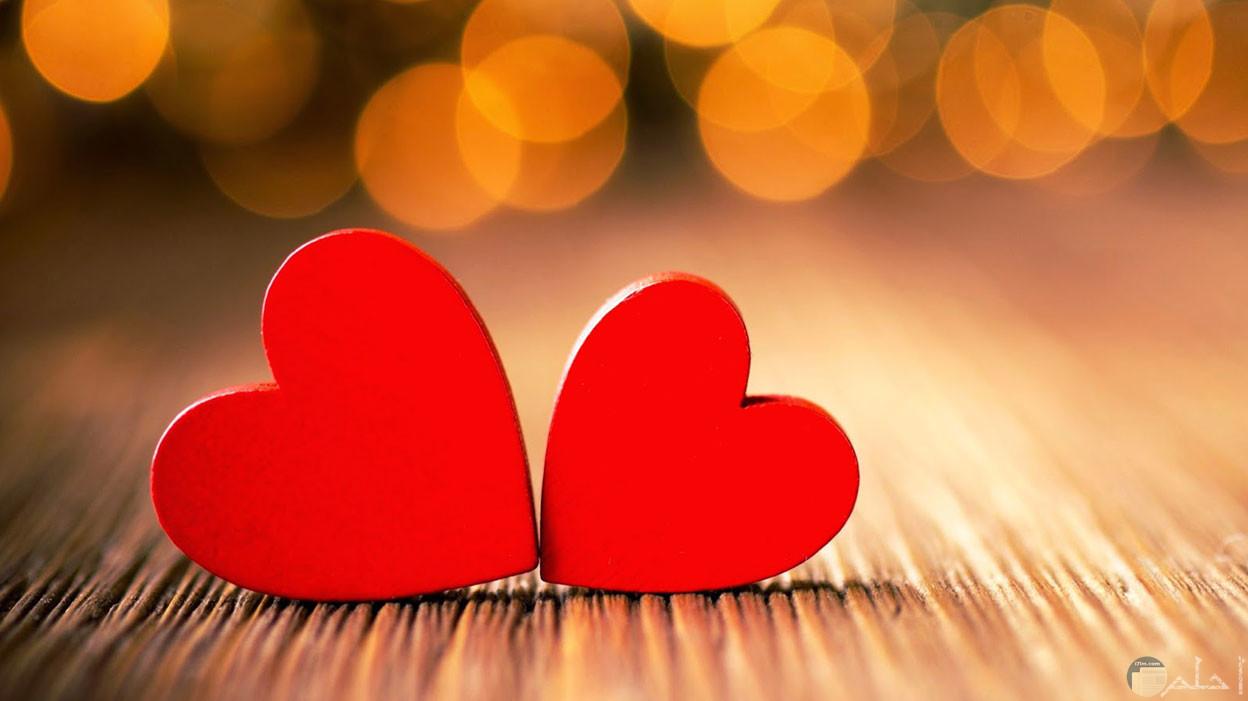 قلوب حمراء للتصميم
