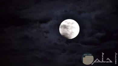 صور ابيض واسود قمر