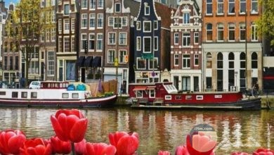 صور طبيعية هولندا