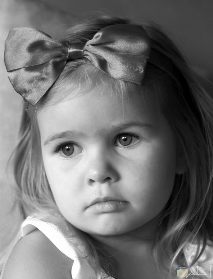 صورة أبيض وأسود بنات