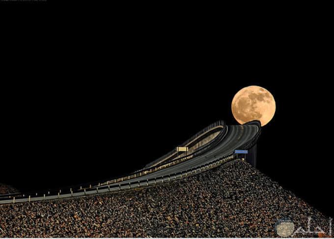 صور روعة القمر