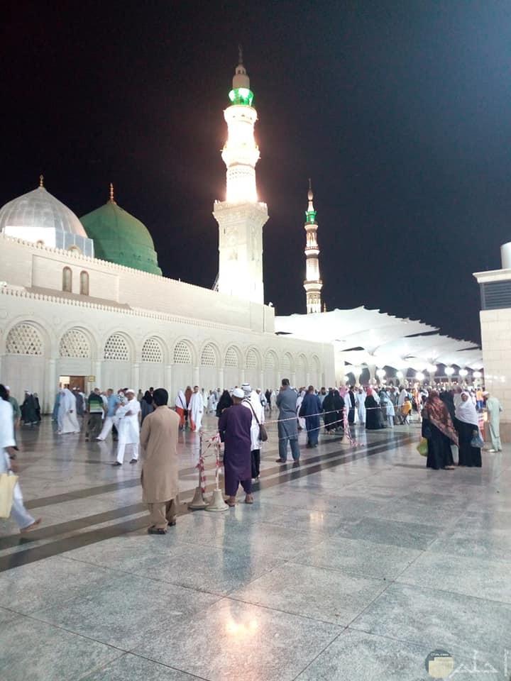 صورة المسجد النبوي