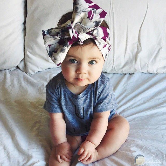 طفلة جميلة جدا