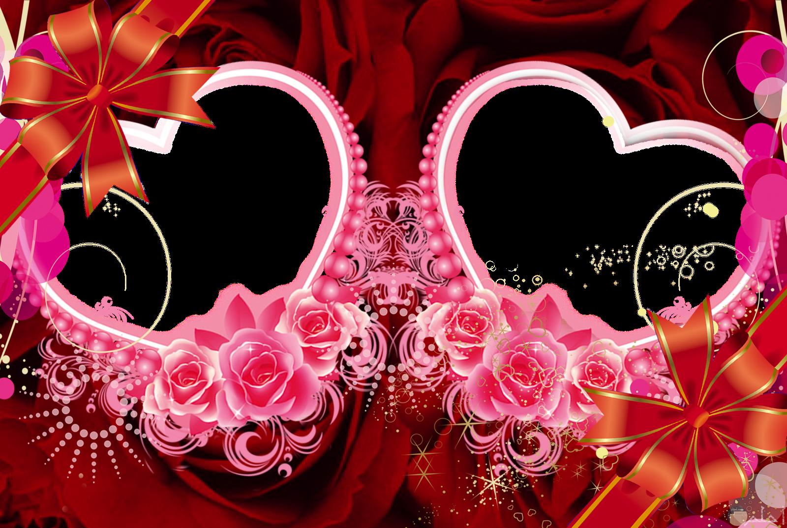 تحميل 10 صور قلوب فارغة للتصميم رومانسية جدا
