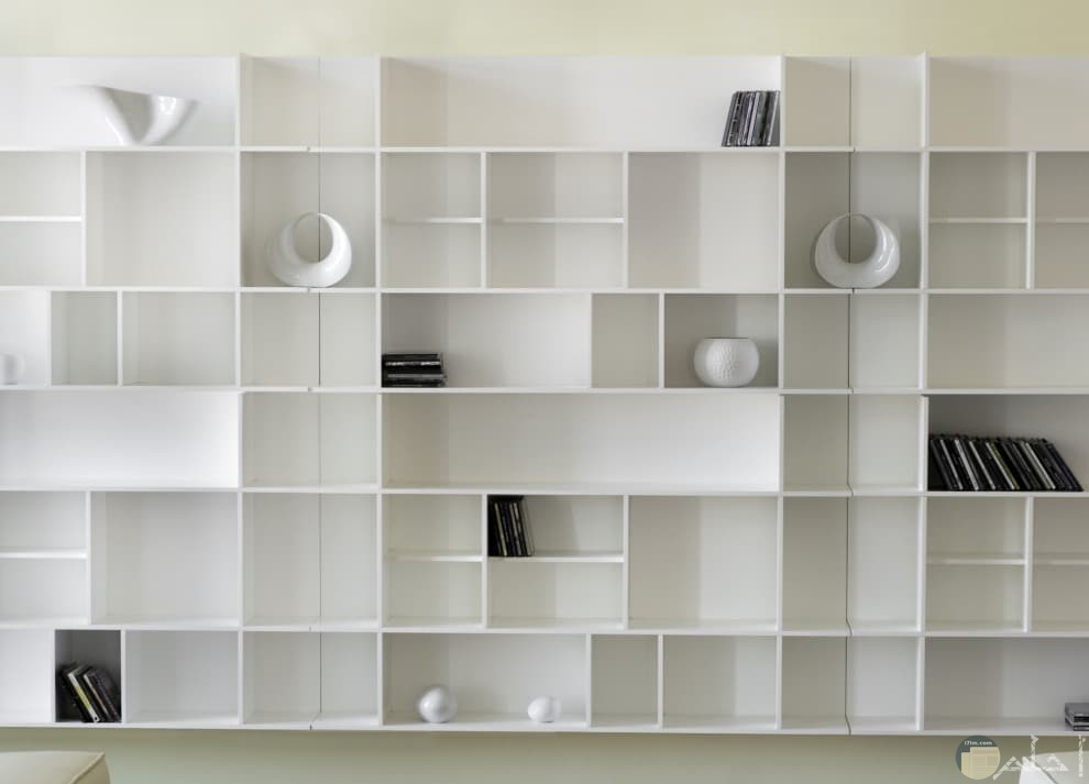 ديكور مميز للمكتبات والحوائط لعشاق القراءة والكتب