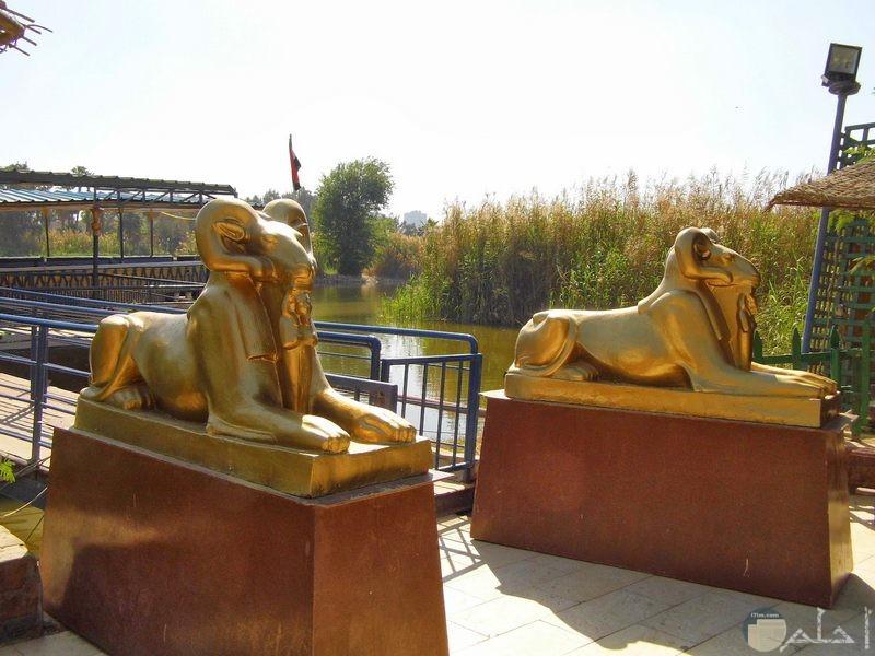 القرية الفرعونيّة في القاهرة