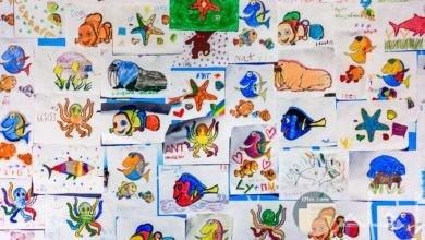 صور رسومات أطفال أجمل 10 صور فن وابداع روعة