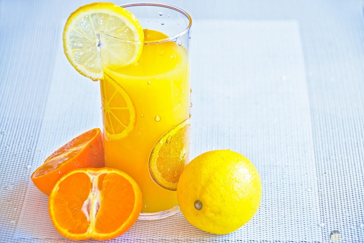 احلي عصير برتقال