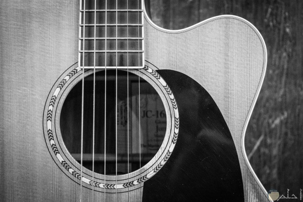 صورة جميلة لجيتار