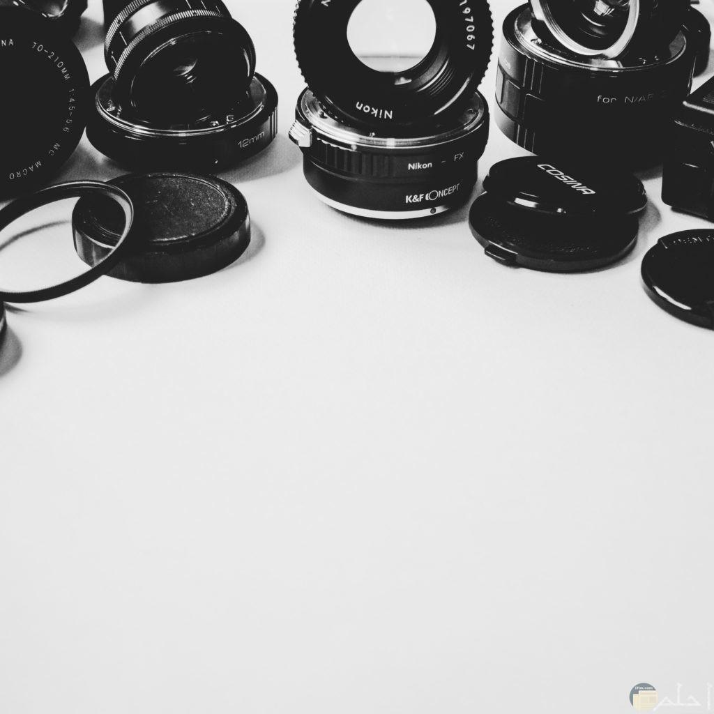صور ثيمات مميزة لعدسات الكاميرا