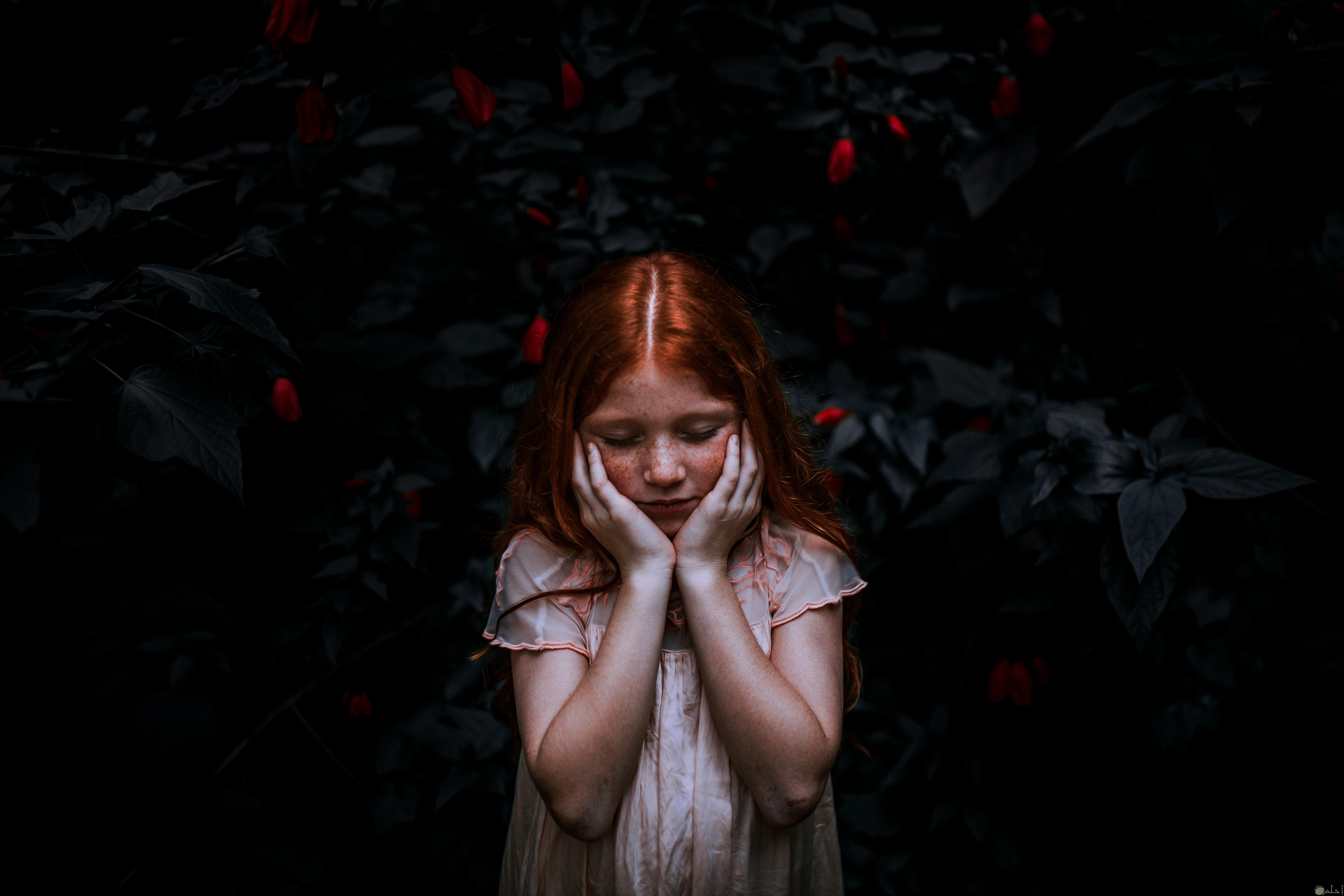 صورة بنوتة حزينة