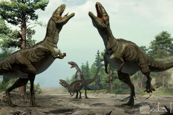 ديناصور منقرض