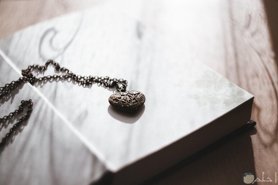 صورة سلسلة قلب جميلة