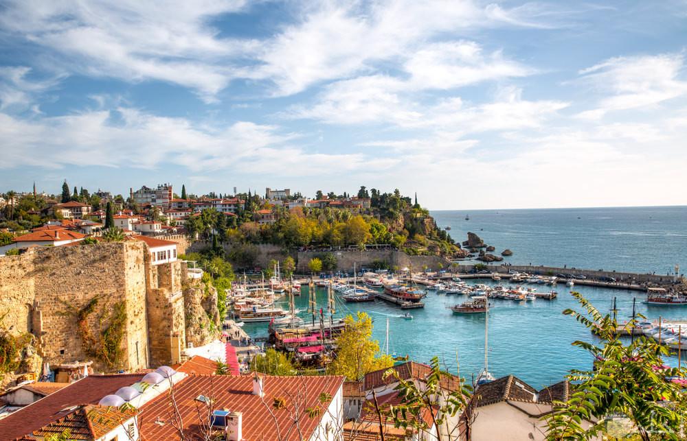 مدينة انطاليا تركيا