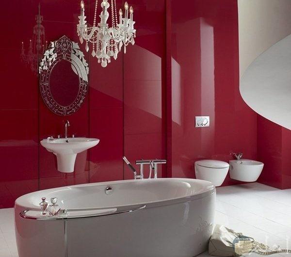 ألوان حمام نبيتي رائع