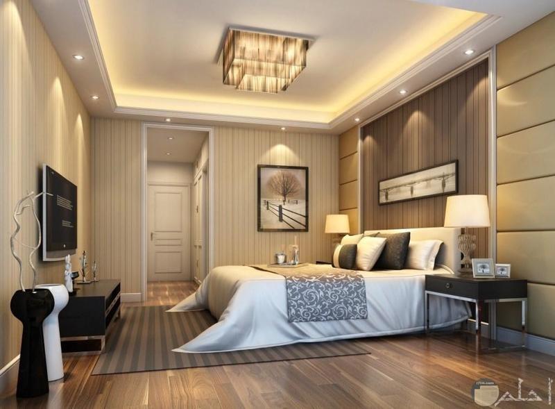 بيوت للإضاءة الرائعة في غرف النوم