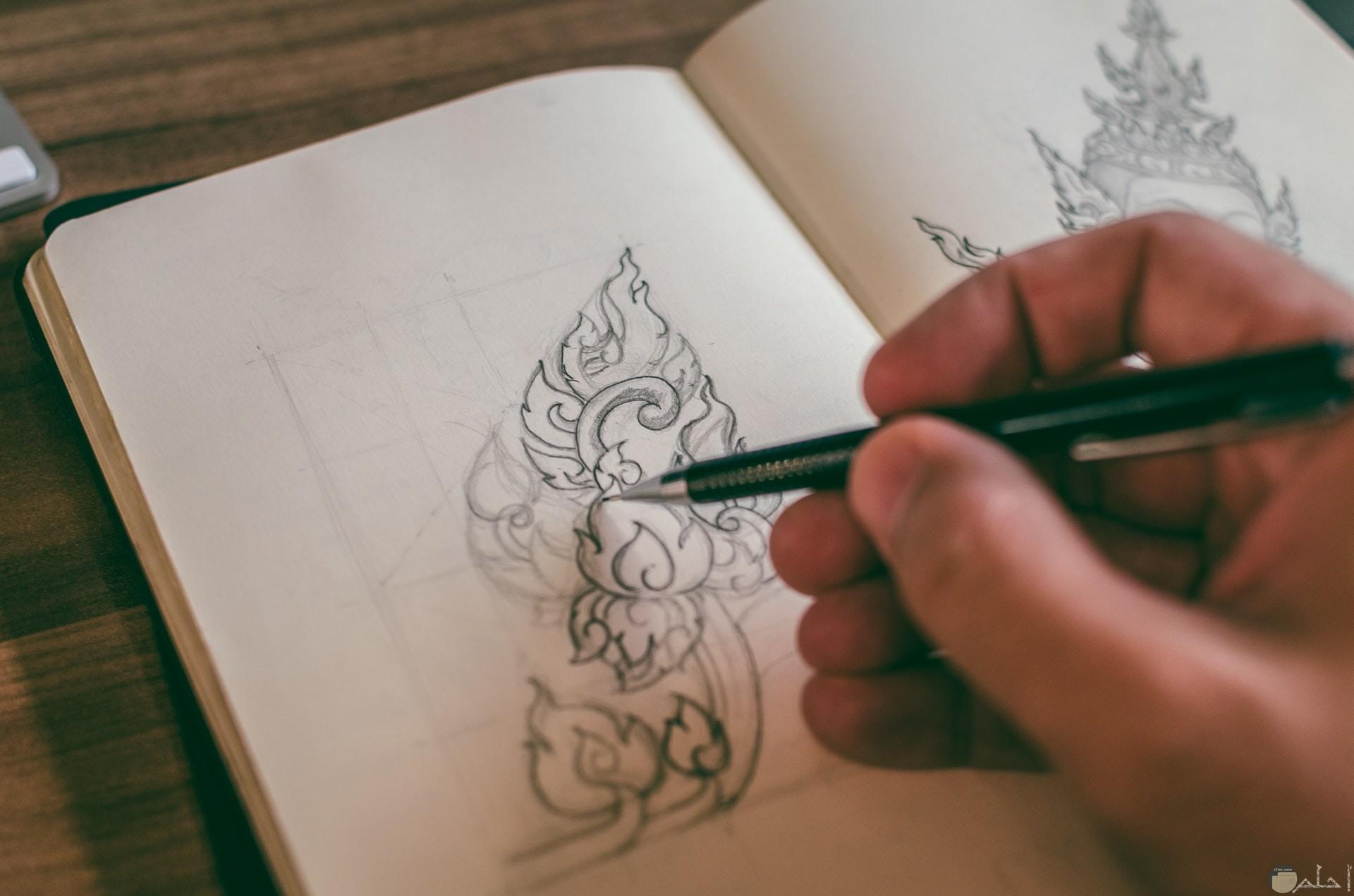 اجمل الرسومات بالقلم الرصاص