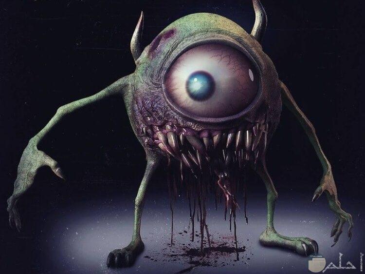 صورة مرعبة 3d