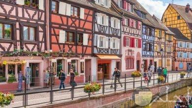 اشهر المعالم السياحية في فرنسا