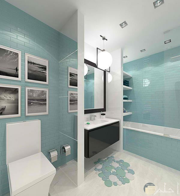 صور ديكورات حمامات 4