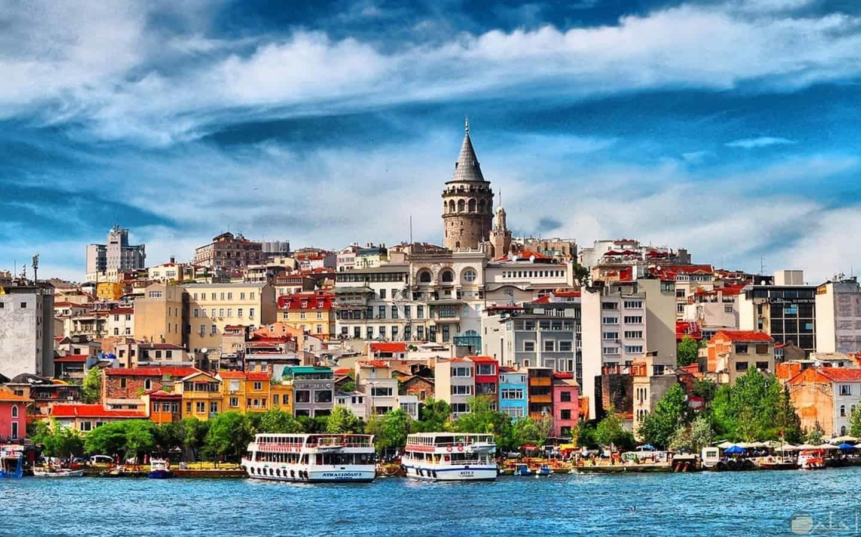 اسطنبول الساحرة