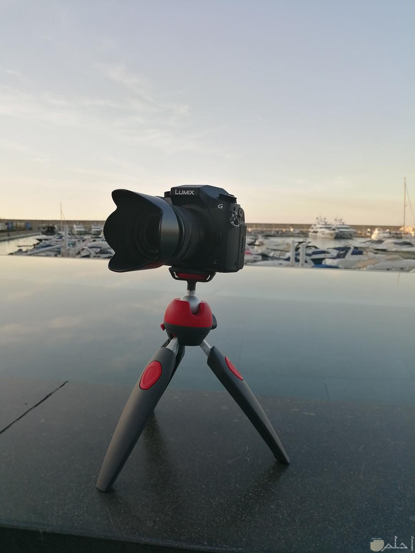 كاميرا للمحترفين بتكنولوجيا HD.
