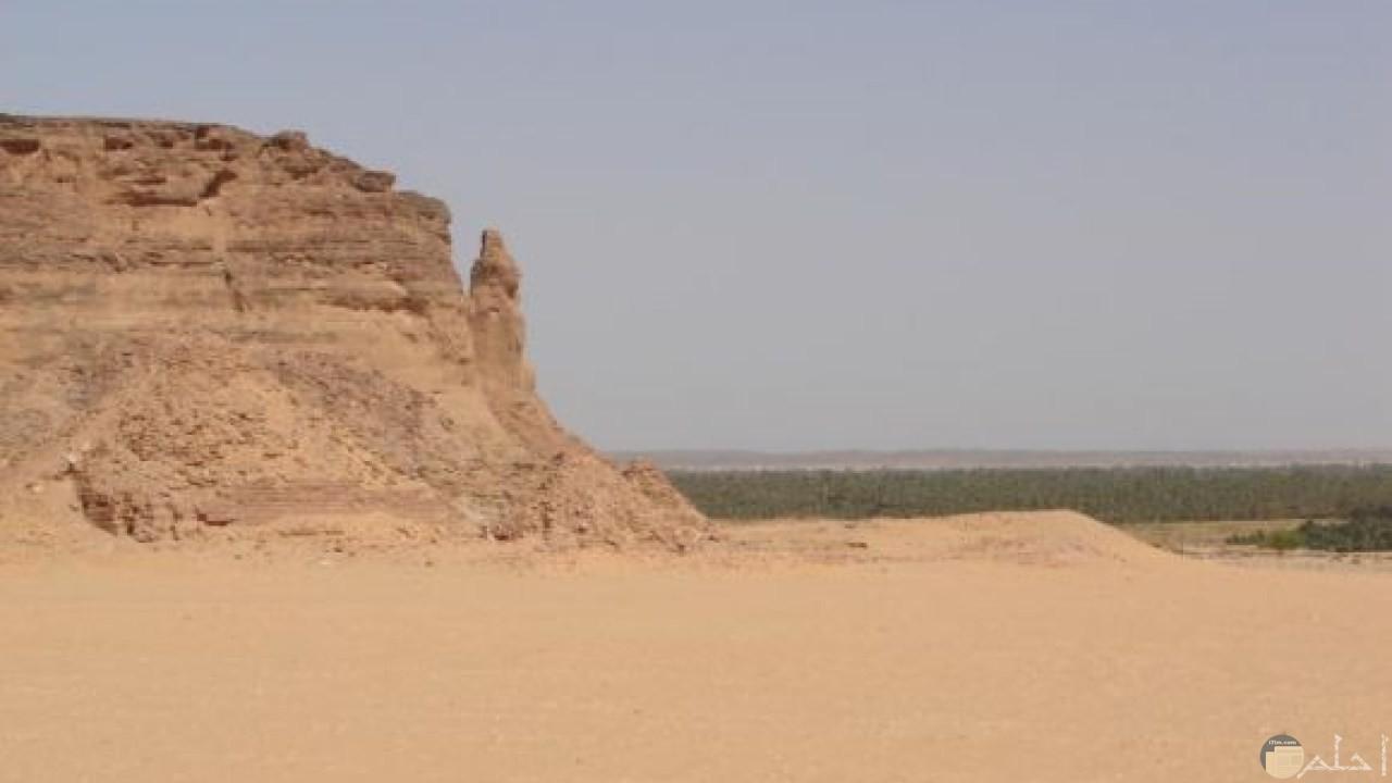 صورة جبل البركل السوداني