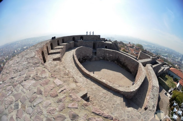صورة قلعة أنقرة