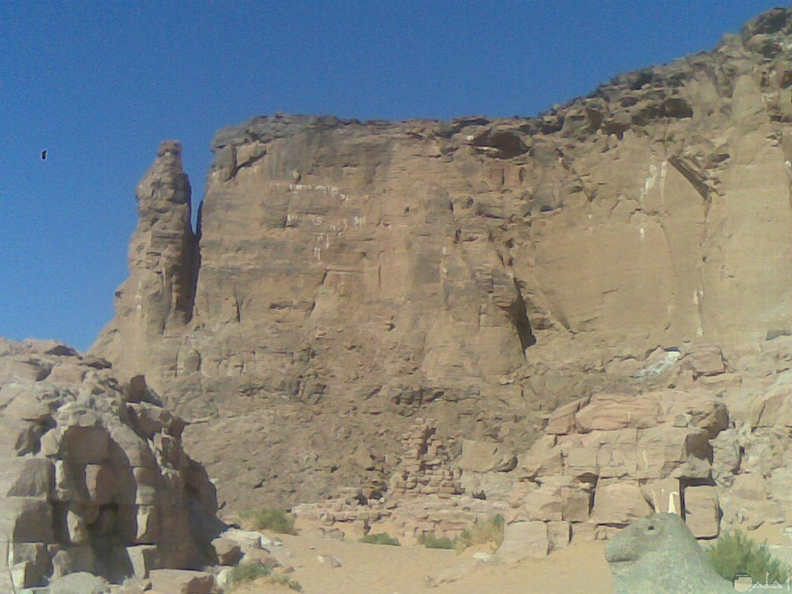 صورة لجبل البركل