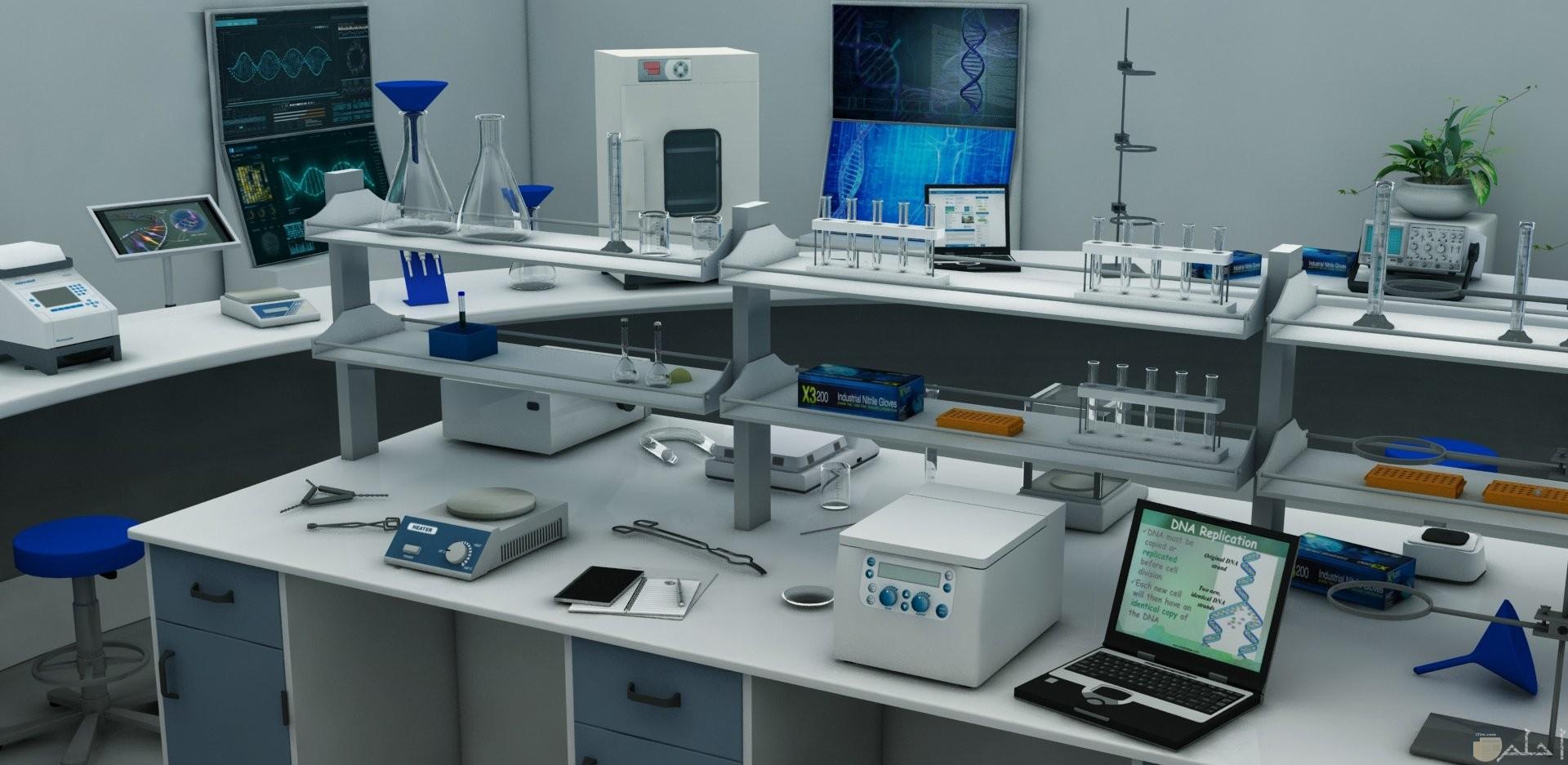 تكنولوجيا المعامل و التحاليل الطبية.